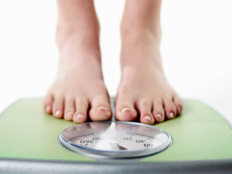 Biểu hiện thông thường của Ketosis là giảm cân