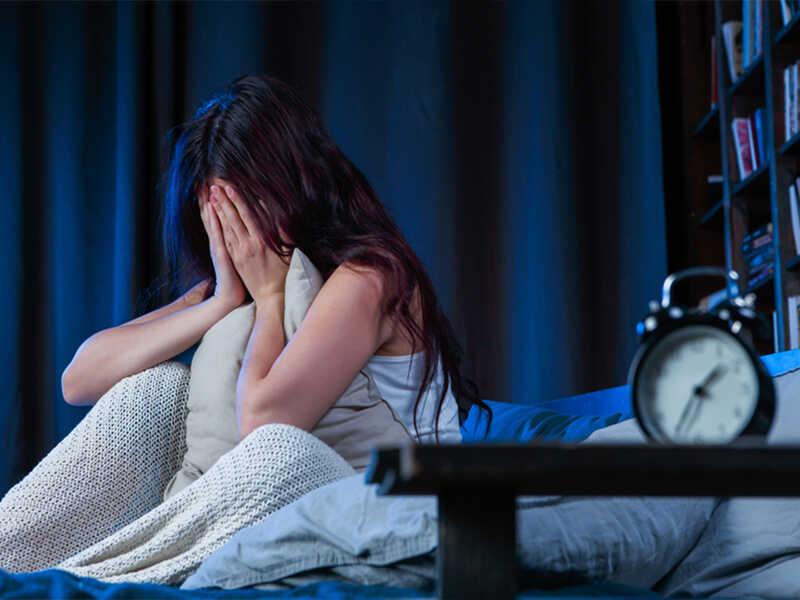 Thời gian đầu của Ketosis, tình trạng mất ngủ sẽ diễn ra thường xuyên